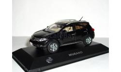 Nissan Murano 2009(2010) Z51 LHD J-collection 1-43 Ниссан Мурано 4x4 ЛЕВЫЙ РУЛЬ! - ЧЁРНЫЙ, масштабная модель, 1:43, 1/43