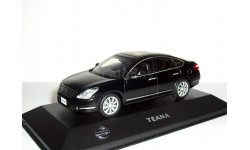 Nissan Teana J32 LHD 2009 J-collection 1-43 Ниссан Теана BLACK левый руль