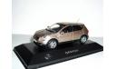 Nissan Qashqai J10 LHD  J-collection 1/43 Ниссан Кашкай  2007г ЛЕВЫЙ РУЛЬ! - бежево-золотистый 1:43, масштабная модель, Norev, scale43