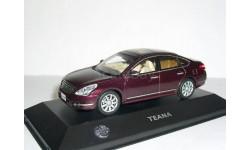 Nissan Teana J32 LHD 2009 J-collection 1-43 Ниссан Теана БОРДО леый руль