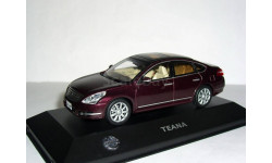 Nissan Teana J32 LHD 2009 J-collection 1-43 Ниссан Теана БОРДО левый руль