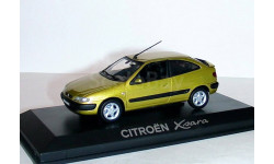 Citroen Xsara VTS Phase-I Coupe 3dr --- 1:43 Норев Ситроен Ксара 1998 Купе, масштабная модель, 1/43, Norev, Citroën