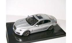 Спец-предложение! » Jaguar XF-R 2012 (X250) LHD IXO 1/43 --- Ягуар Икс-эФ-эР 1:43  143 Ягуар 'спорт' .серебро / silver, масштабная модель, scale43