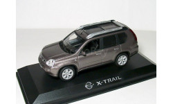 Nissan X-Trail 2008 T31 LHD Norev 1/43 ---  Икс-Трейл коричневый! РАРИТЕТ!!! 1:43, масштабная модель