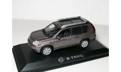 Nissan X-Trail 2008 T31 LHD Norev 1/43 ---  Икс-Трейл коричневый! РАРИТЕТ!!! 1:43