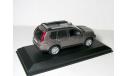 Nissan X Trail 2008 T31 LHD Norev 1/43 ---  Икс-Трейл коричневый! РАРИТЕТ!!! 1:43, масштабная модель
