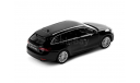 Skoda Octavia A8 combi NEW Norev 1/43 Шкода Октавия Комби 2021г Mk4 чёрный металлик / black 1:43, масштабная модель, scale43, iScale, Škoda