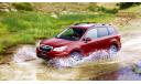 Subaru Forester SJ 2013г. LHD PremiumX 1/43 Субару Форестер красный / RED 1:43, масштабная модель, Premium X, scale43