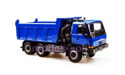 +» Tatra 815 6x6 TerrNo1 самосвал 1999г. KADEN  1/43 Татра Т815 - 6х6 S1 'новая кабина' СИНИЙ / blue 1:43