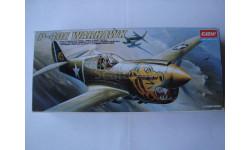 Модель самолета Warhawk P-40E