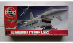Модель самолета Eurofighter Typhoon Mk.II, сборные модели авиации, 1:72, 1/72, Airfix
