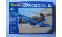 Модель самолета Harricane Mk. IIC, сборные модели авиации, scale72, Revell