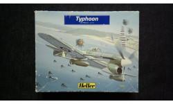 Модель самолета Typhoon Mk.1B