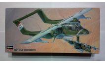 Модель самолета OV-10A Bronco, сборные модели авиации, 1:72, 1/72, Hasegawa