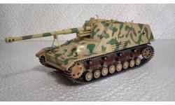Модель САУ Nashorn (Собран и окрашен), сборные модели бронетехники, танков, бтт, 1:35, 1/35, Academy