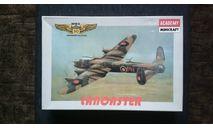 Модель самолета Lancaster Mk.3, сборные модели авиации, scale144, Academy