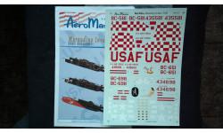 Декаль для модели A-26 Invader, фототравление, декали, краски, материалы, 1:48, 1/48, AeroMaster