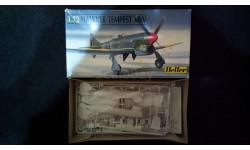 Модель самолета Hawker Tempest, сборные модели авиации, Heller, 1:72, 1/72