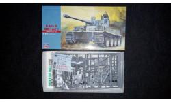 Модель танка TIGER