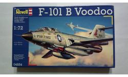 Модель самолета Voodoo F-101B