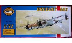 Модель самолета Breuget Br-693