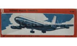 Модель самолета Boeing-707
