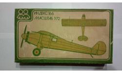Модель самолета Spirit Of St. Louis, сборные модели авиации, 1:72, 1/72, Novo