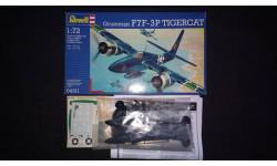 Модель самолета F7F-3 Tigercat, сборные модели авиации, Revell, 1:72, 1/72
