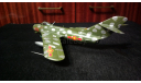 Модель истребителя Миг-17Ф, сборные модели авиации, Hobbyboss, 1:48, 1/48