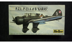 Модель самолета PZL-23 Karas-Раритет!
