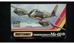 Модель самолета Messerschmitt Me-410