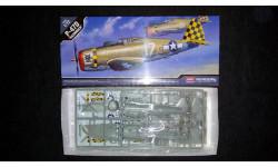 Модель самолета P-47D Thunderbolt