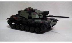 Модель танка M-60A-3 (Собран и окрашен)