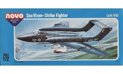 Модель самолета Sea Vixen, сборные модели авиации, 1:72, 1/72, Восточный Экспресс