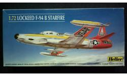 Модель самолета F-94B Starfire