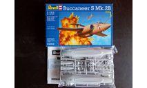 Сборная модель самолета Buccaneer SMk.2B, сборные модели авиации, Revell, scale72