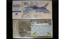 Сборная модель самолета F-16 Block-50, сборные модели авиации, Hasegawa, 1:72, 1/72