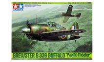 Сборная модель самолёта Brewster Buffalo, сборные модели авиации, Tamiya, scale48