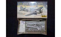 Сборная модель Focke-Wulf FW-190, сборные модели авиации, Heller, scale72