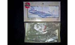 Сборная модель самолета D.H. Heron