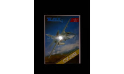 Модель самолета Су-24М+ декаль, сборные модели авиации, 1:72, 1/72