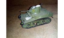 Модель лёгкого танка M3 Stuart, масштабные модели бронетехники, Academy, scale35