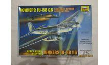 Сборная модель Junkers Ju-88G-6, сборные модели авиации, 1:72, 1/72, Звезда