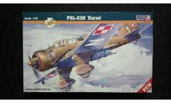 Модель самолета Карась PZL-23