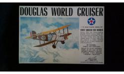 Модель самолета Douglas World Cruiser, сборные модели авиации, Williams Brothers, 1:72, 1/72