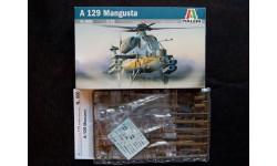 Сборная модель вертолета A-129 Mangusta