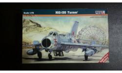 Сборная модель Миг-19С, сборные модели авиации, Mistercraft, 1:72, 1/72