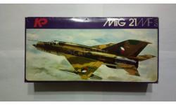 Сборная модель Миг-21МФ
