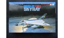 Сборная модель F4D Skyray, сборные модели авиации, Tamiya, 1:72, 1/72