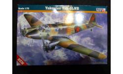 Сборная модель Як-6